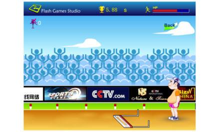 110m Hürden – Sportgame