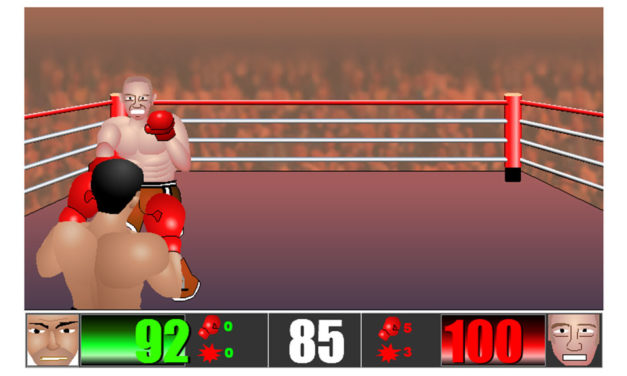 2D Knock Out – Boxen