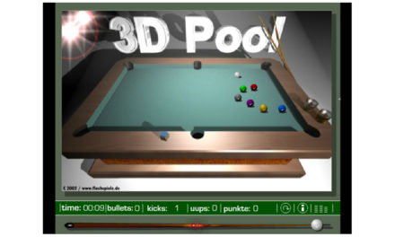3D Pool Billiard – Online Sportspiel
