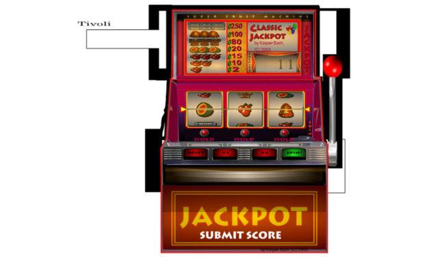 Jackpot Super Fruit Machine