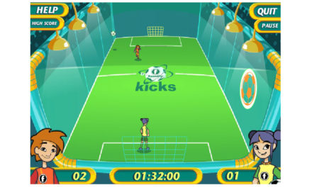 Superspeed One on One Soccer – Fußball