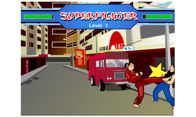 Superfighter – Kung Fu
