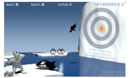 Yetisports 2 – Orca Slap