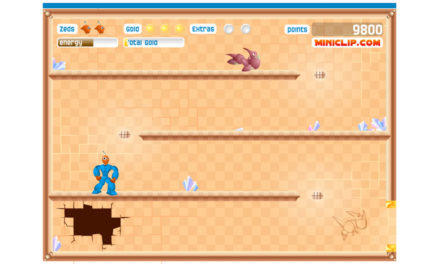 Zed – Jump and Run Game