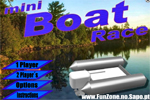 Mini Boot Rennen - Multiplayergame