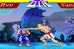 Streetfighter 2 - Ryu vs. Sagat