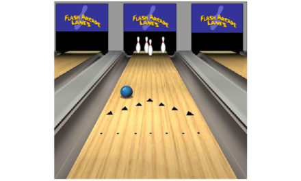 Flash Arcade Lanes – Bowling