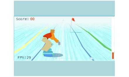 Fast Snowboard