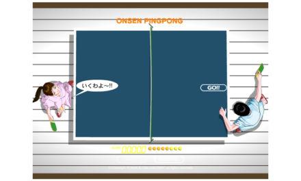 Ping Pong – Tischtennis