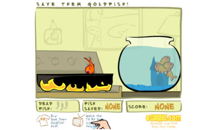 Save them Goldfish