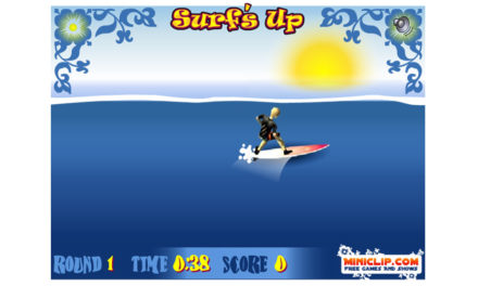 Surf´s Up – Surfen