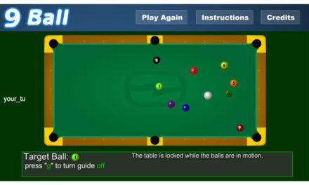 9-Ball Billard