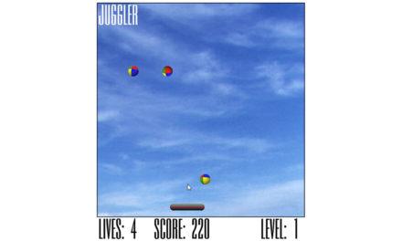 Juggler – Geschicklichkeitsspiel