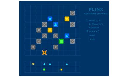Plinx – Kniffliges Denkspiel