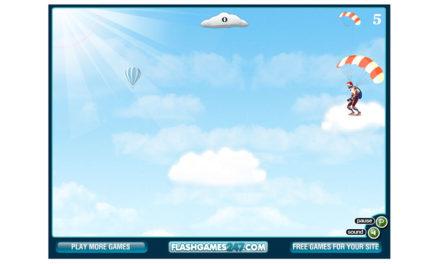 Sky Diver – Fallschirmspringen