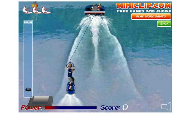 Wakeboarding XS – Wasserski
