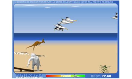 Yetisports 4 – Albatros Overload