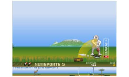 Yetisports 5 – Flamingo Drive
