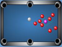 Flashgame Mini Pool 2