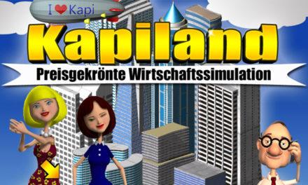 Kapiland – die Wirtschaftssimulation Browsergame