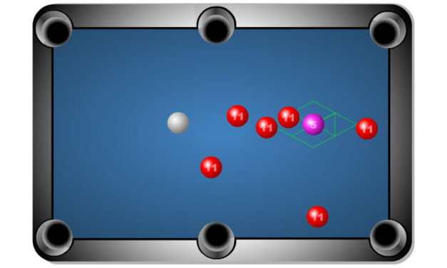 Flashgame Mini Pool 2