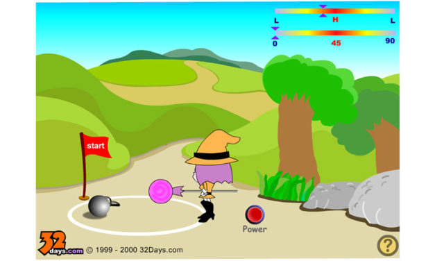 Weight Throw – Flashgame