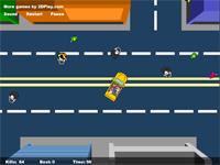 Carmageddon - Flashgame