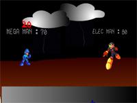 Mega Man RPG - Flashgame