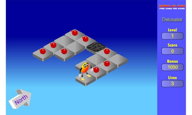 Detonator – Flashgame