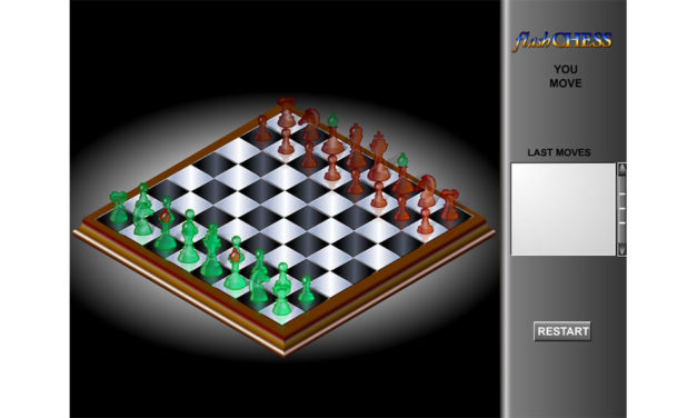 Flash Chess – Flashgame