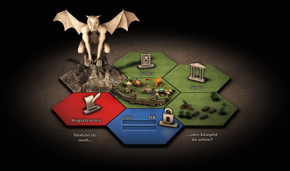 Land of Destruction  – das Browsergame
