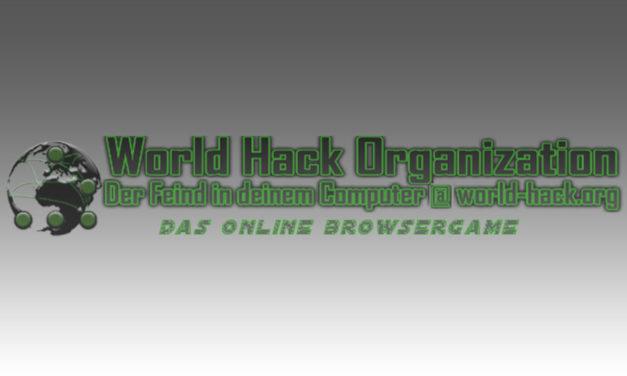 World Hack Organization – das Browsergame
