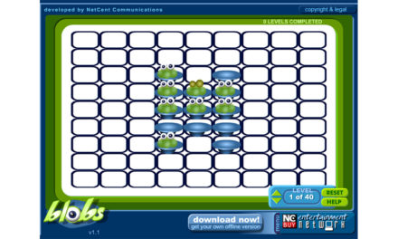Blobs – Flashgame