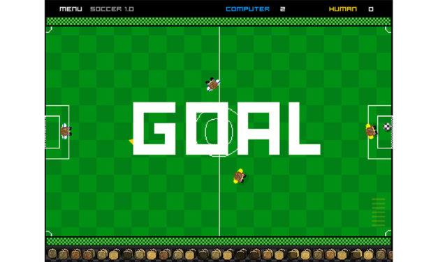 Soccer 1.0 – Flashgame