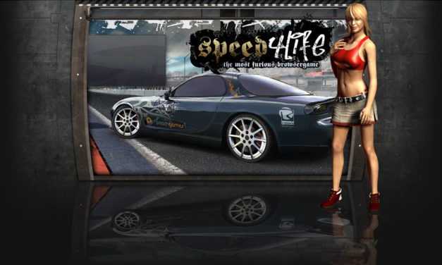 Speed 4 Life – das Browsergame