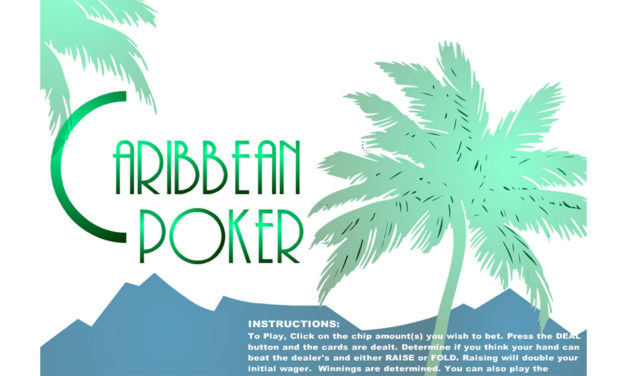 Caribbean Poker – Flashgame