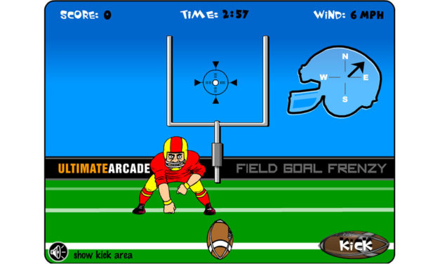 Field Goal – Flashgame