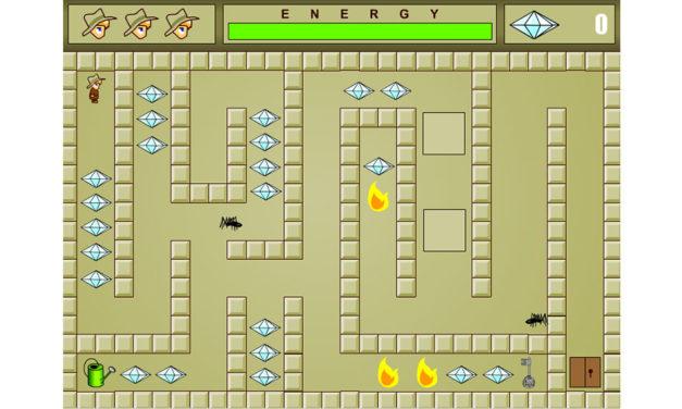 Indiana Jones – Flashgame