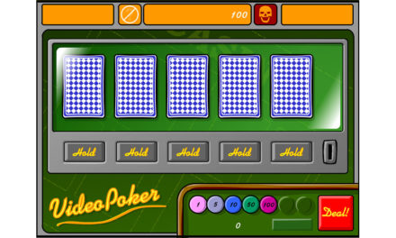 Video Poker – Flashgame