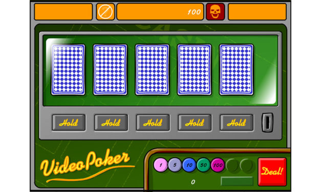 Video Poker – Flashgame
