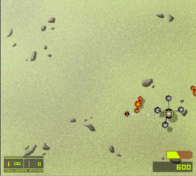 Battle Bots - Flashgame