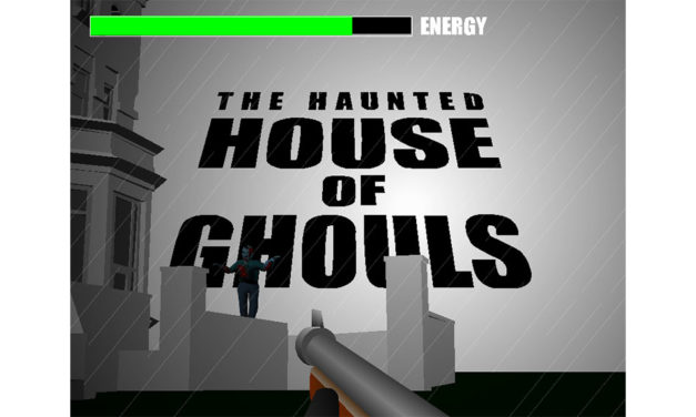 House of Ghouls – Flashgame