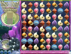 seashell squeeze kostenlose onlinespiele browsergames online spiele. Black Bedroom Furniture Sets. Home Design Ideas