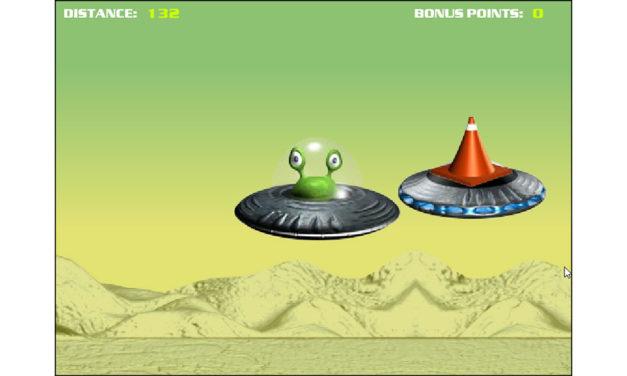 UFO 101 – Flashgame