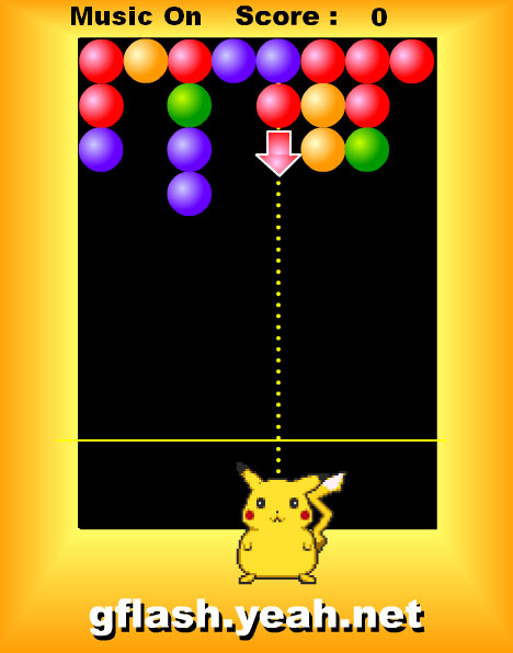 Magic Ball - Flashgame