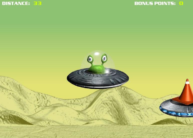 UFO 101 - Flashgame