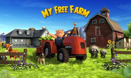 My Free Farm – das Browsergame