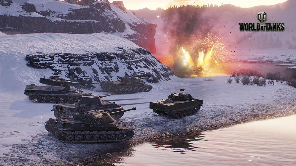 World of Tanks: Mit dem eigenen Panzer in die Schlacht