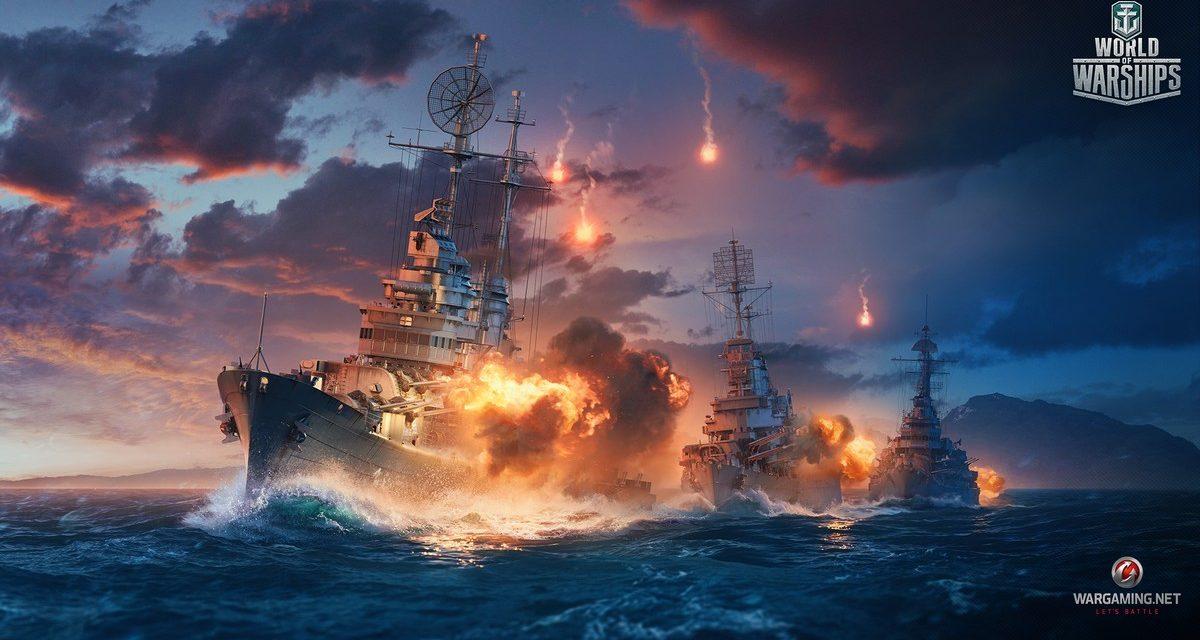 World of Warships: Als Kapitän auf dem eigenen Kriegsschiff