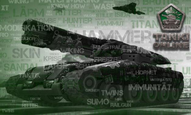 Führe deinen Panzer in die Schlacht: Tanki Online